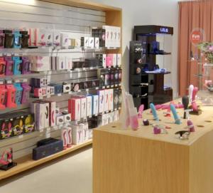 M-Shop butik i Göteborg